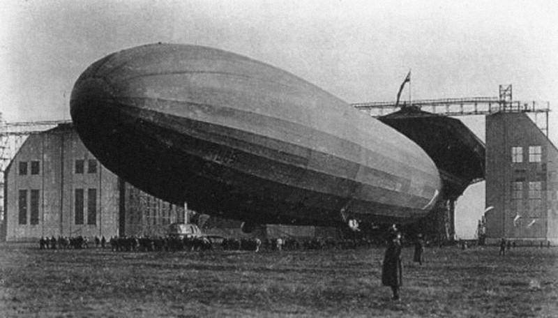 Дирижабль, который смог: как немецкое воздушное судно побило рекорд дальности полета, не желая того