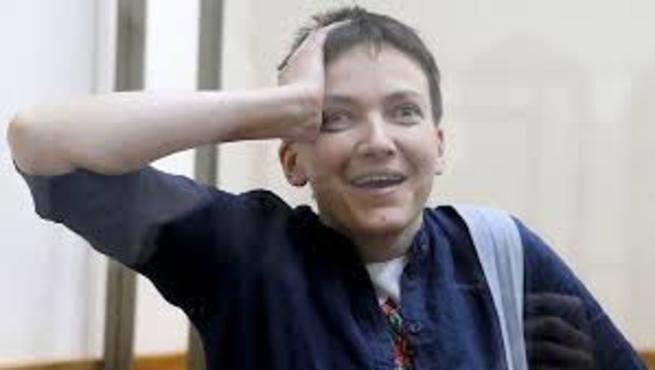 Надежда Савченко о новом Майдане и о жизни ... (18+ нецензурная лексика)