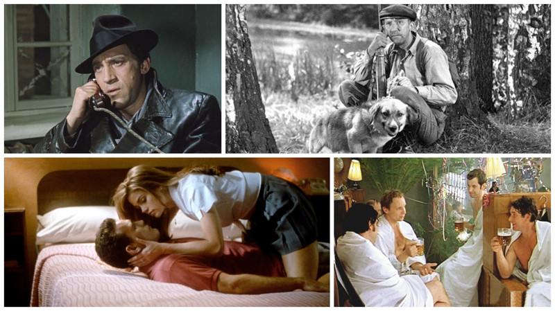 Сцены из фильмов, снятые с д…