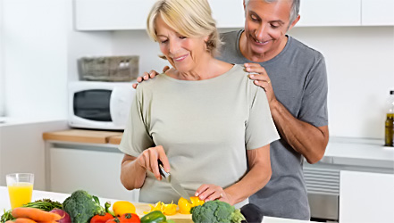Еда против старения