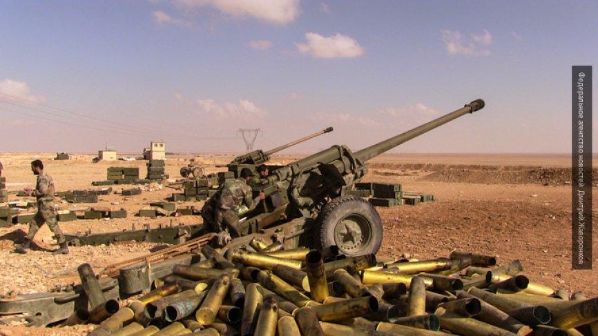 Ожесточенные бои в Хаме: ВКС РФ и САА взяли в кольцо боевиков