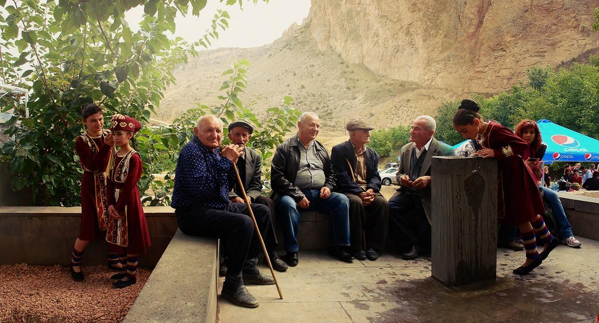 Areni15 Фестиваль вина в армянском Арени