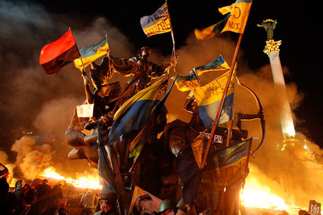 На Украине начали понимать: война не имеет смысла, Небесная сотня погибла зря