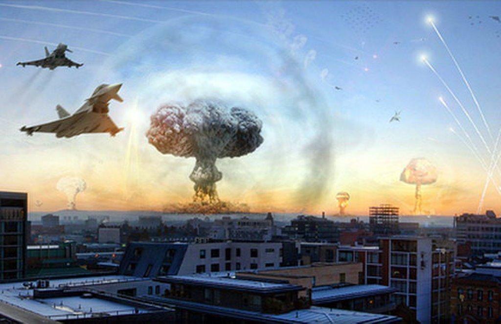 проверьте, ведь возможна ли 3я мировая война центр