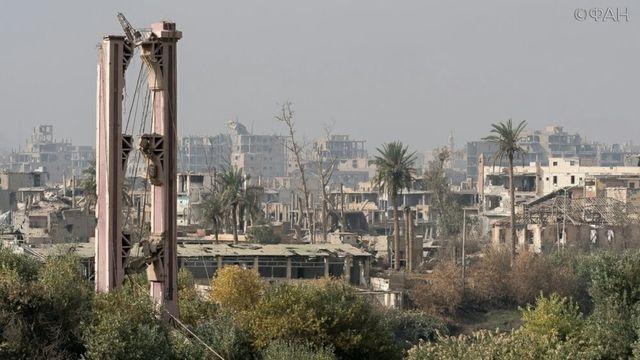Сирия на пути к миру: освобожденный Дейр-эз-Зор глазами корреспондента ФАН