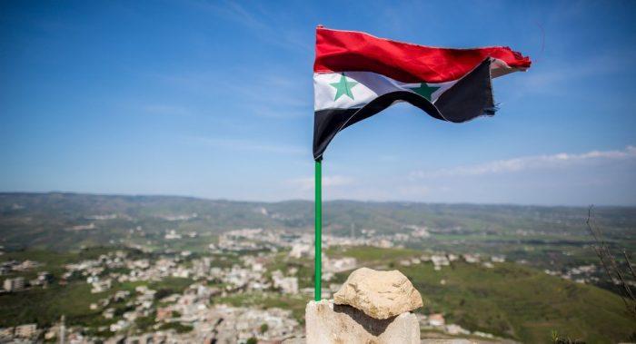 Флаг над «Цитаделью». Сирийская армия готовится к бою за нефть