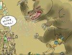 Украина и Эстония: два дебила – это сила!