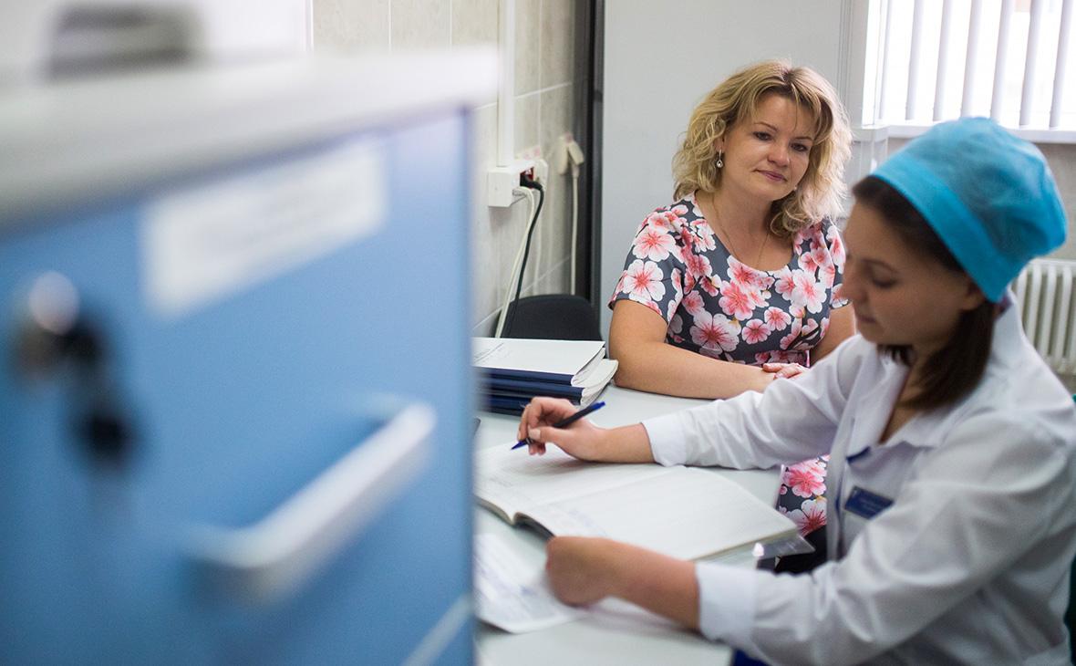 Почти 25% российских врачей …