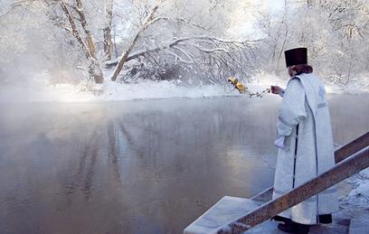 Крещенские морозы обойдут Москву стороной