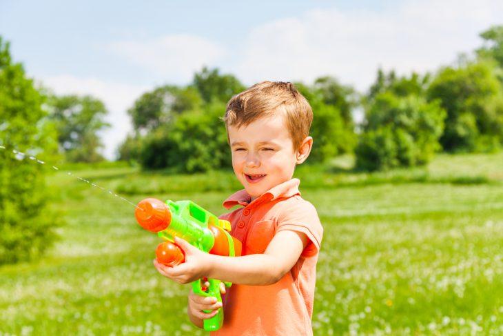 Как шестилетний мальчишка «сдал» нас гаишникам