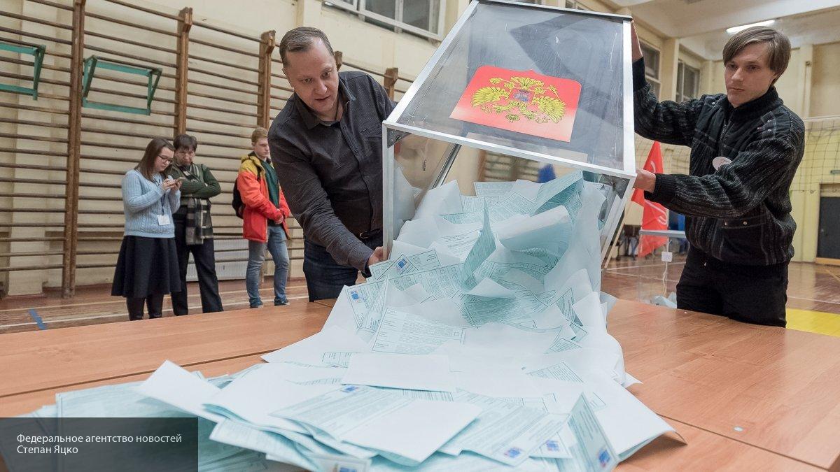 В Москве на одном из участков отменили результаты голосования