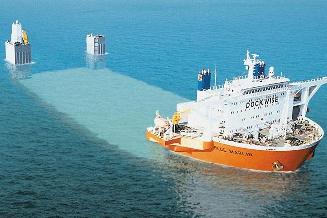Голубой Марлин: величайший корабль, придуманный человеком!