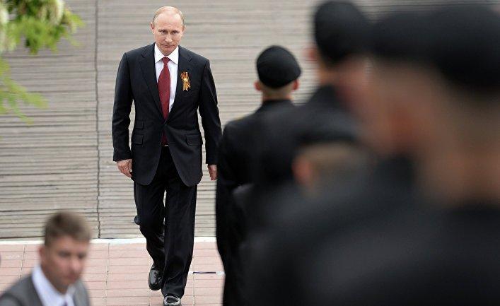 Der Spiegel: Непредсказуемый Путин