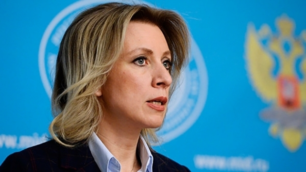 Захарова осадила журналиста из Азербайджана