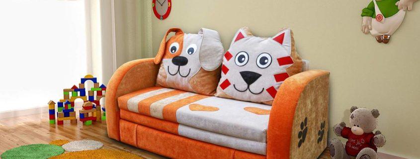Детский выкатной диван — удо…