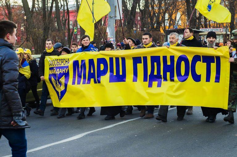 Пугает, а не страшно: законопослушный Тягнибок пророчит Порошенко судьбу Януковича