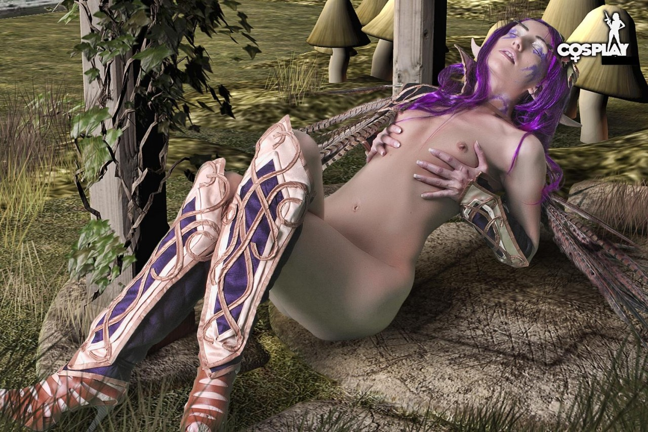 World at warcraft cosplay porn nackt picture