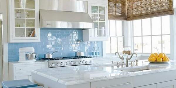 голубые кухни-11