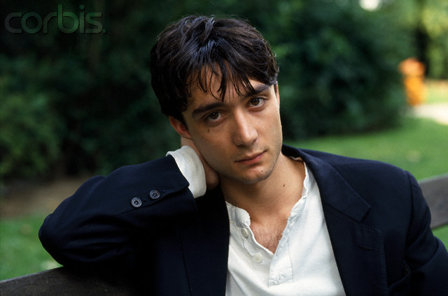 09 Aug 1993, Paris, France --- French Actor Julien Rassam --- Image by © Christophe Russeil/Kipa/Corbis