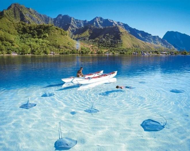 Уникальные места планеты с кристально чистой водой