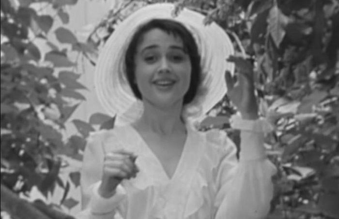Анастасия Заворотнюк, кадр из фильма «Машенька». / Фото: www.livelib.ru