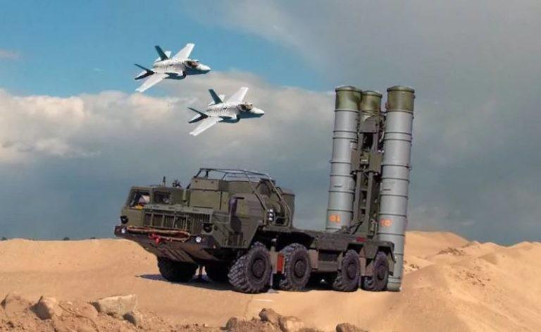 С-300 против F-35: позор ЦАХ…