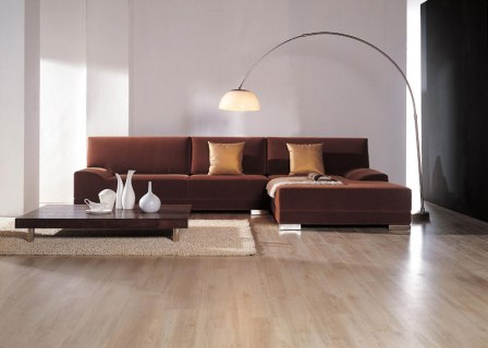 Дизайн интерьера гостиной в коричневых тонах: кофе и шоколад - Domik.net
