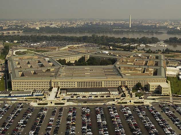Пентагон случайно поддержал призыв к отставке Трампа