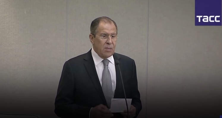 """Лавров назвал Трампа """"мастером сделки"""" и сравнил с Путиным"""