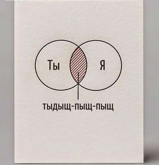 Строгая валентинка - не лирика, но физика