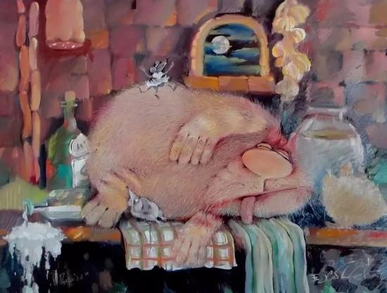 художник Валерий Хлебников картины – 22