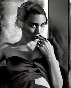 Руни Мара (Rooney Mara) в фотосессии Микаэля Янссона (Mikael Jansson) для журналаInterview (март 2013).