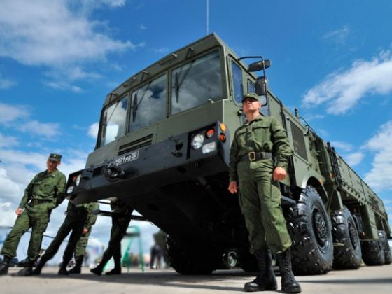 НАТО сокращает сроки развертывания? Тогда не жалуйтесь на «Искандеры»