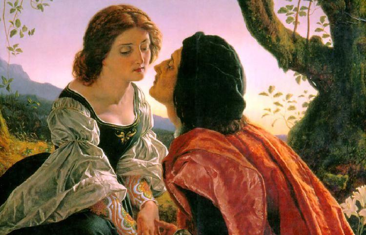 Сластолюбец Ромео, самовлюбл…