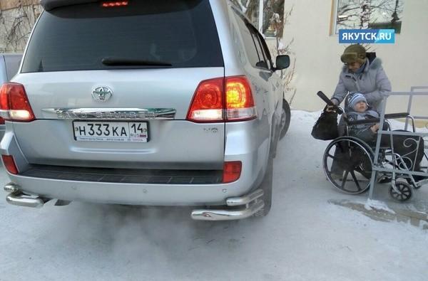 Крик отчаяния был услышан в социальных сетях  или почему пандусы для инвалидов становятся бесполезными