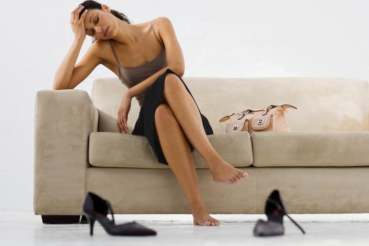 Синдром хронической усталости.