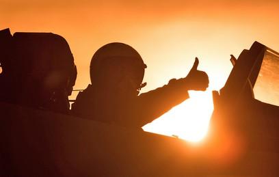 ВКС нанесли 10 ударов по объектам террористов в Идлибе