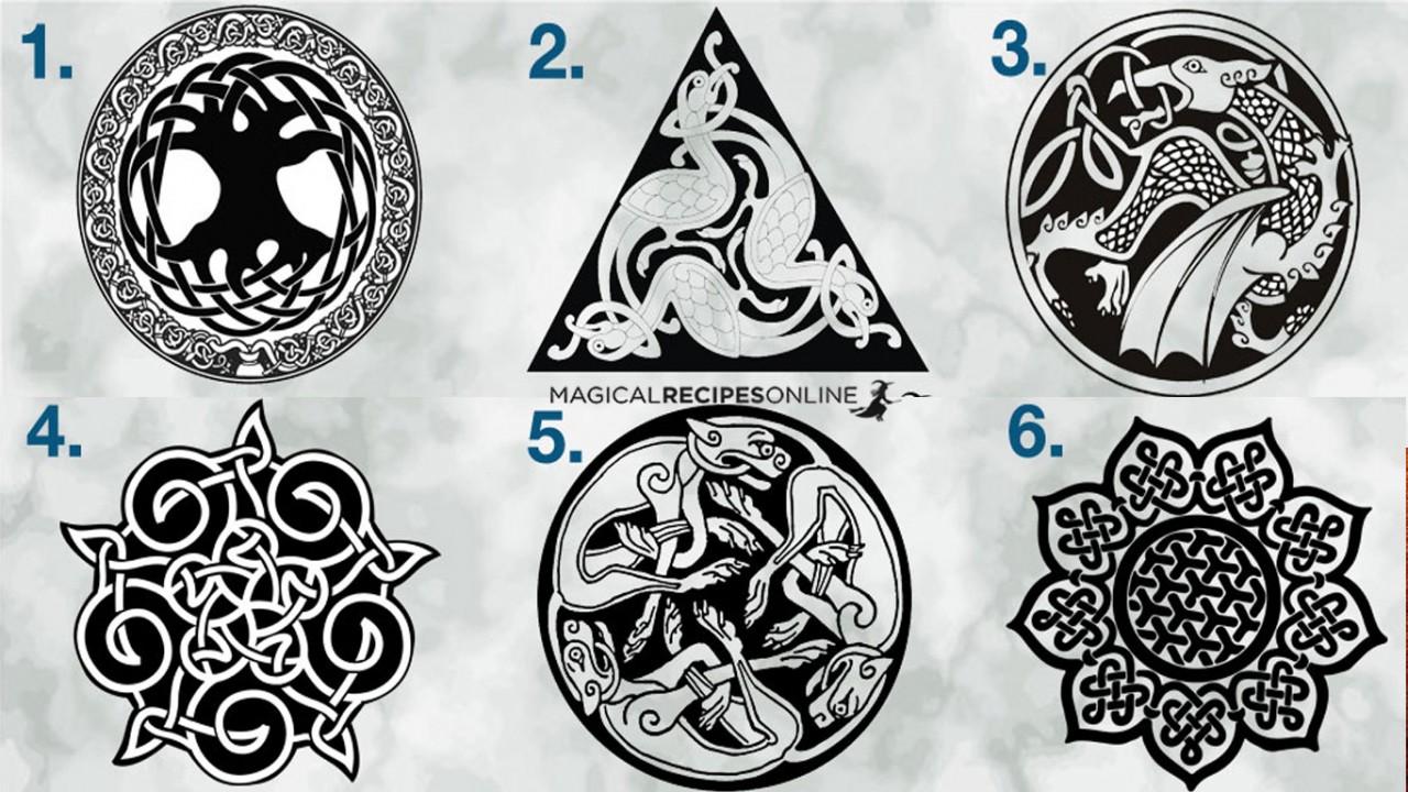 Выберите кельтский узел и уз…