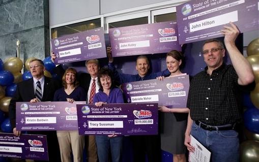 Самые крупные выигрыши в лотерею за всю историю её существования!