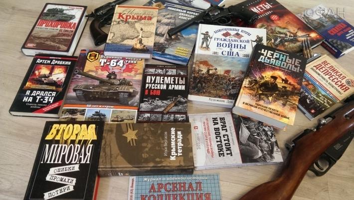 На Украине до конца 2016 года могут запретить российские книги