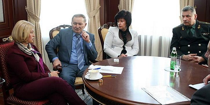 Делегация Кучмы на переговорах в Минске требовала капитуляции ЛДНР