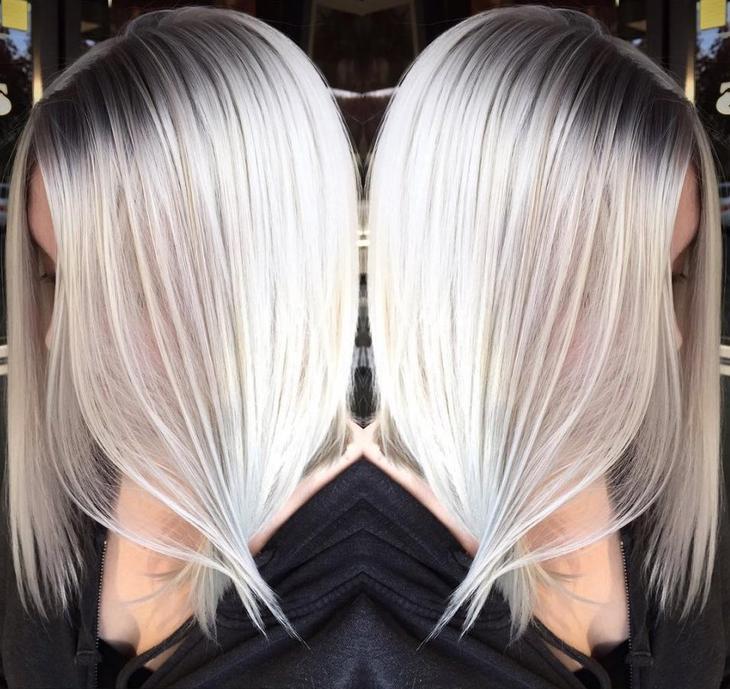 Покажите мастеру — 12 примеров окрашивания для блондинок, брюнеток и рыжих