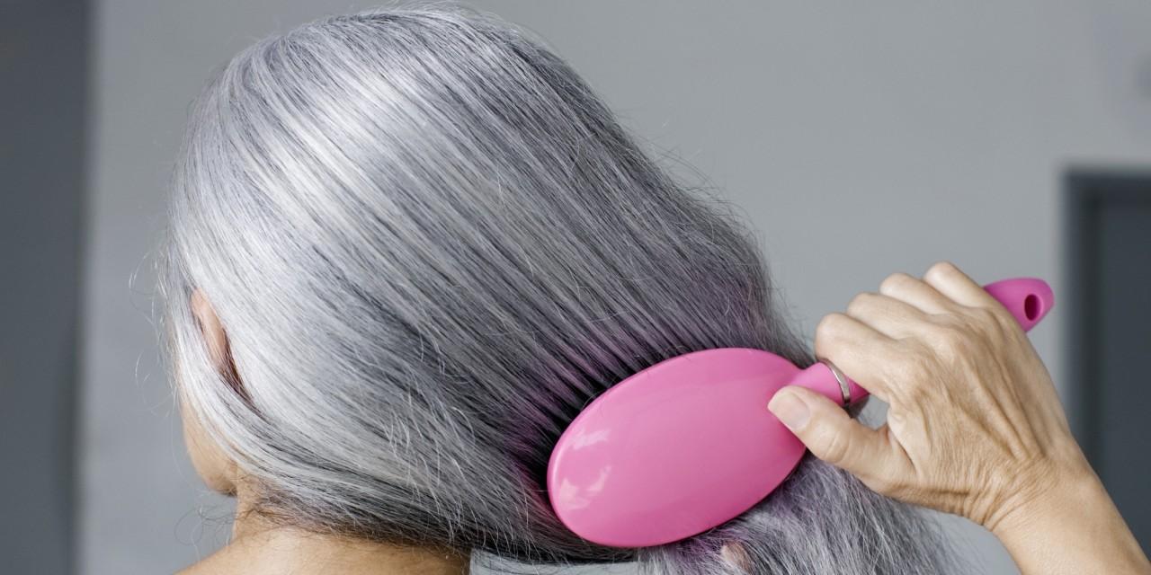Отсутствие седых волос – повод побеспокоиться о здоровье