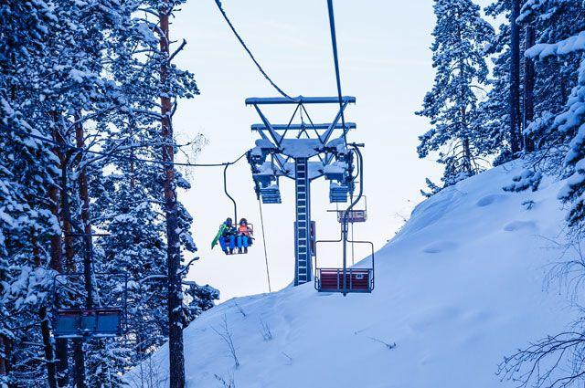 Турбизнес идёт в гору. Россияне меняют альпийские трассы на алтайские