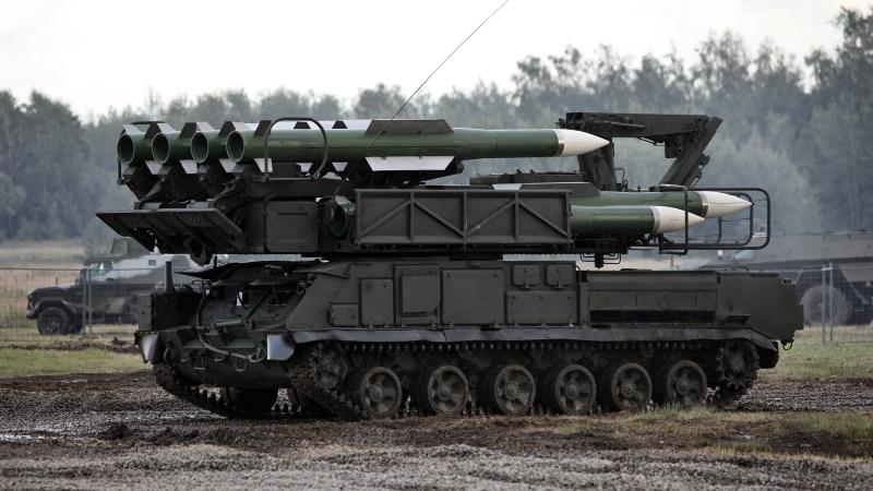 Игра хилыми мускулами: решится ли Украина на ракетные стрельбы вблизи Крыма
