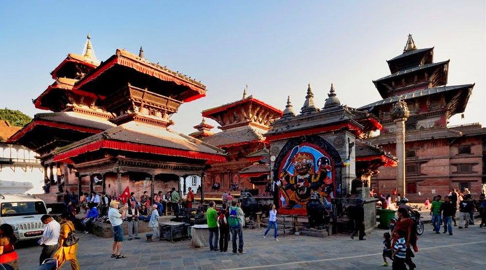 Площадь Дурбар, непал