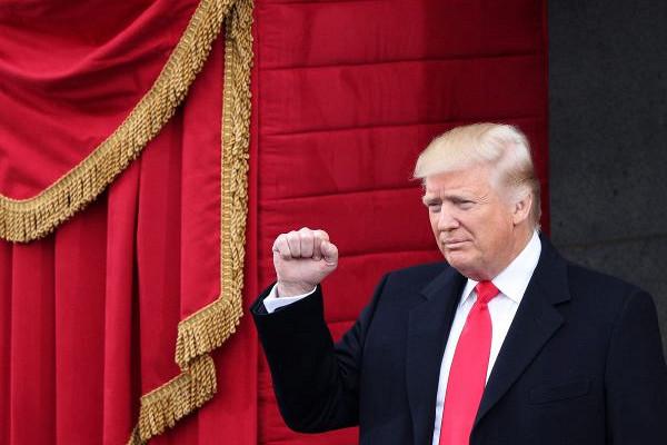 Трамп призвал выйти на женский марш
