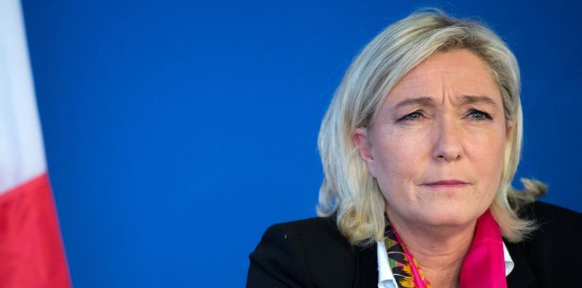 Кандидат в президенты Франции против ЕС