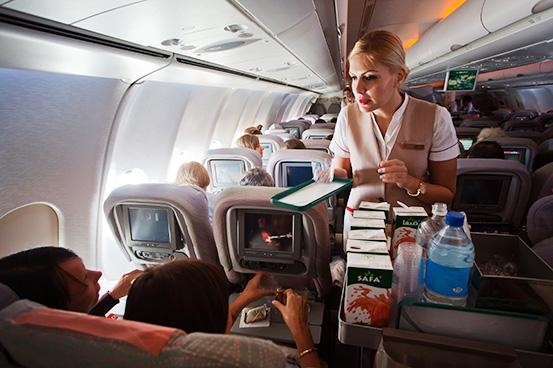 Для авиапутешественников составлен рейтинг «Сервис в российском небе»