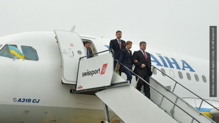 «Борт номер 1» Украины: почему именно Турция отремонтирует самолет Порошенко
